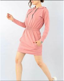 Obleka - koda 7315 - puder