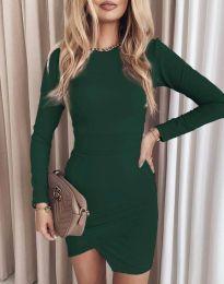 Obleka - koda 2835 - zelena