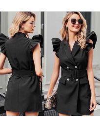Obleka - koda 311 - črna