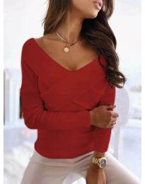 Bluza - koda 0308 - 4 - rdeča