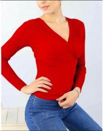 Bluza - koda 6455 - rdeča