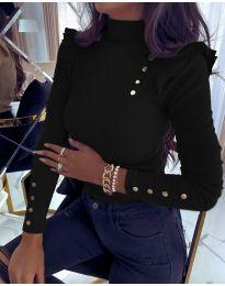 Bluza - koda 11483 - 1 - črna