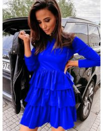Obleka - koda 3109 - modra