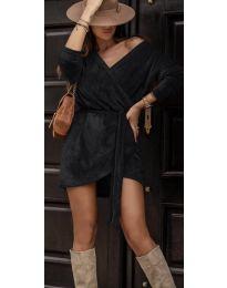 Obleka - koda 238 - črna