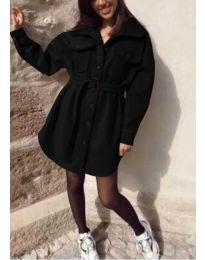 Obleka - koda 0707 - črna