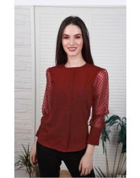 Bluza - koda 0631 - 1 - bordo