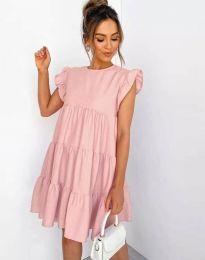 Obleka - koda 2666 - roza