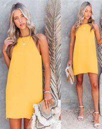 Obleka - koda 2169 - rumena