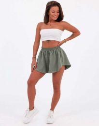 Kratke hlače - koda 11979 - olivna