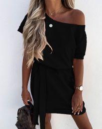 Obleka - koda 6737 - črna