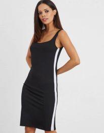 Obleka - koda 1253 - črna