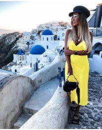 Obleka - koda 0005 - rumena