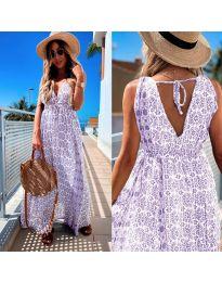 Obleka - koda 675 - vijolična