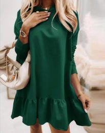 Obleka - koda 9376 - zelena