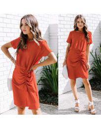 Obleka - koda 835 - rdeča