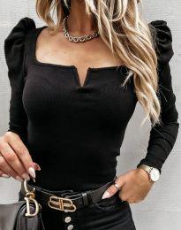 Bluza - koda 12115 - črna