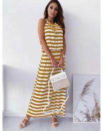 Obleka - koda 1515 - rumena