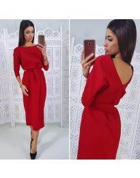 Obleka - koda 974 - rdeča