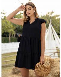 Obleka - koda 696 - črna