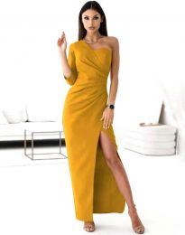 Obleka - koda 4511 - gorčica