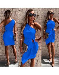 Obleka - koda 2457 - modra