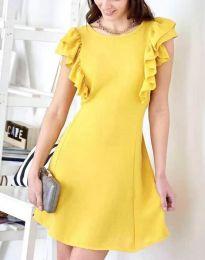 Obleka - koda 7111 - rumena