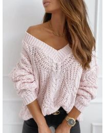 Bluza - koda 407 - roza
