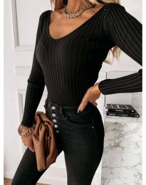 Bluza - koda 4121 - črna