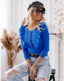 Bluza - koda 9792 - modra