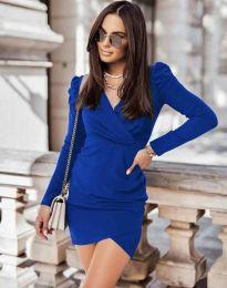Obleka - koda 0951 - modra