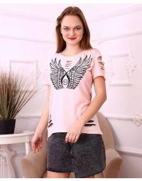 Majica - koda 3567 - roza