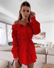 Obleka - koda 1457 - rdeča