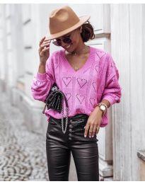 Bluza - koda 137 - roza
