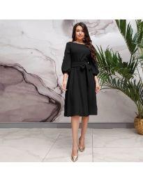 Obleka - koda 4571 - črna