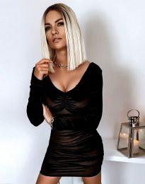 Obleka - koda 12080 - črna