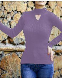 Bluza - koda 5191 - vijolična