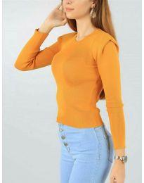 Bluza - koda 374 - oranžna