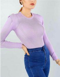 Bluza - koda 374 - svetlo vijolična
