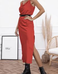 Obleka - koda 6231 - rdeča