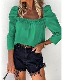 Bluza - koda 9906 - zelena