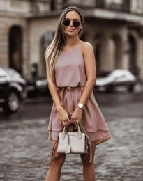 Obleka - koda 2104 - roza