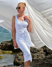 Obleka - koda 2722 - bela