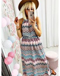 Obleka - koda 9855 - farebná