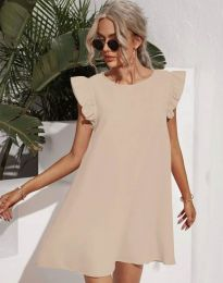 Obleka - koda 6261 - bež
