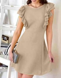 Obleka - koda 7111 - bež