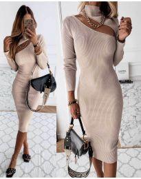 Obleka - koda 149 - bež