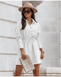 Obleka - koda 132 - bela