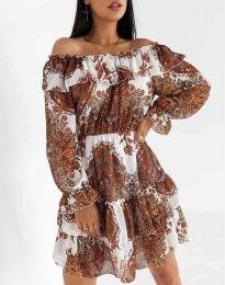 Obleka - koda 1667 - farebná