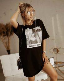 Obleka - koda 2919 - črna