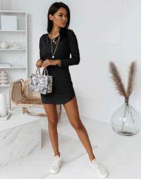 Obleka - koda 8856 - črna